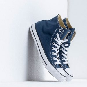 Converse All Star High Trainers - Navy