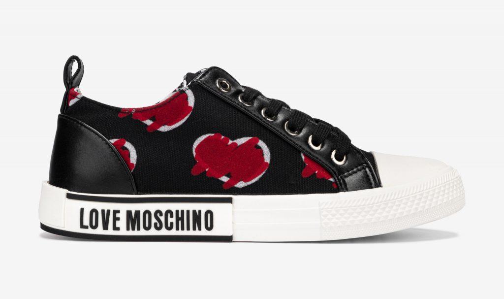 Дамски Сникърси Love Moschino
